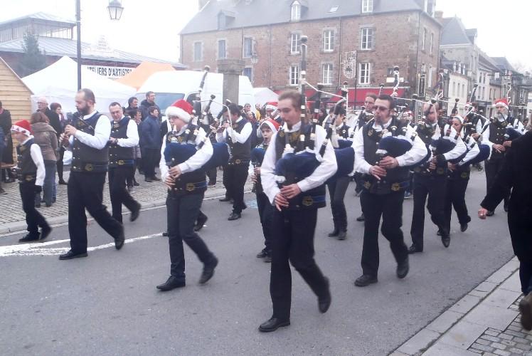Marché de Noël - 16 décembre 2013